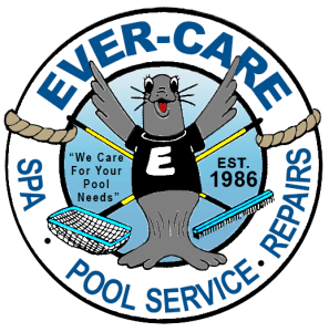 Ever-Care Pool and Spa Service Logo