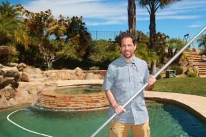 Evan the pool guy in Thousand oaks