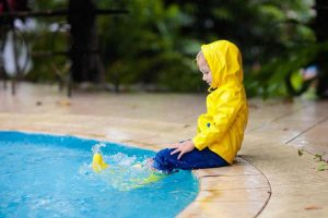How to Prepare Your Pool for Wind and Rain